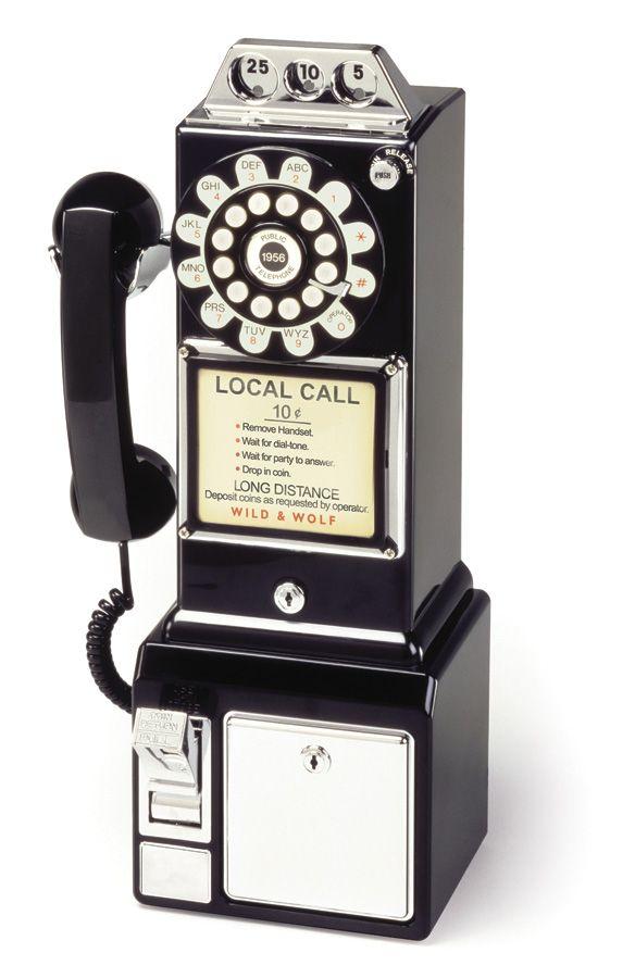 Diner Phone 1950 S Telephone Retro Retro Et Vendanges