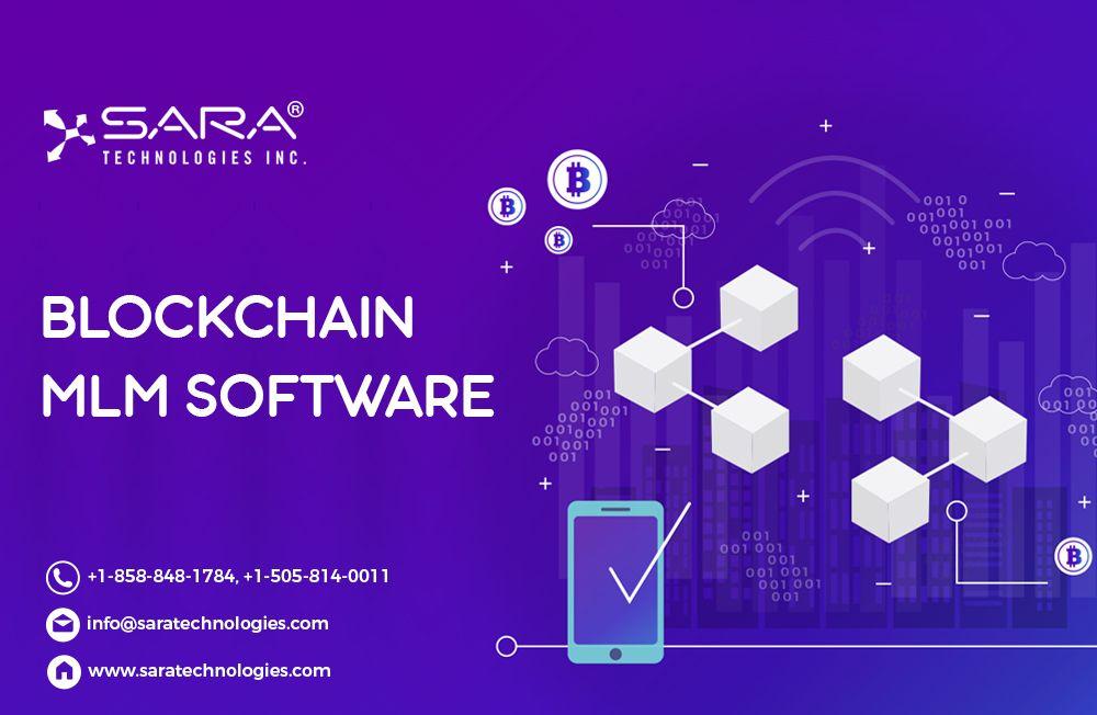 Blockchain MLM Software Multi Level Marketing Software