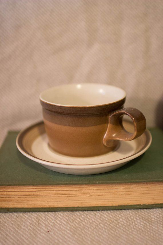 Mikasa Potters Art Ben Seibel Design Cups And Saucers Products