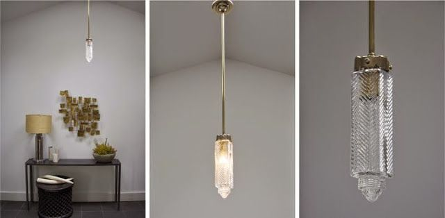 Las lámparas con sabor vintage de Michelle James | Etxekodeco