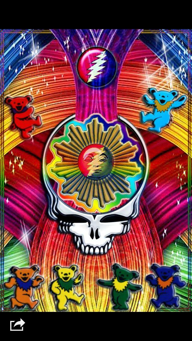 Stealiesbystella Grateful dead wallpaper, Grateful dead