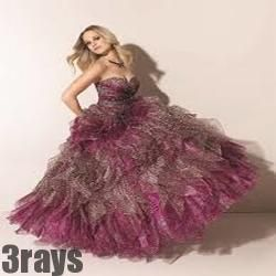 صور فساتين خطوبة منفوشة بمختلف القصات والألوان عرايس موقع كل عروس Ball Gowns Dresses Engagement Dresses