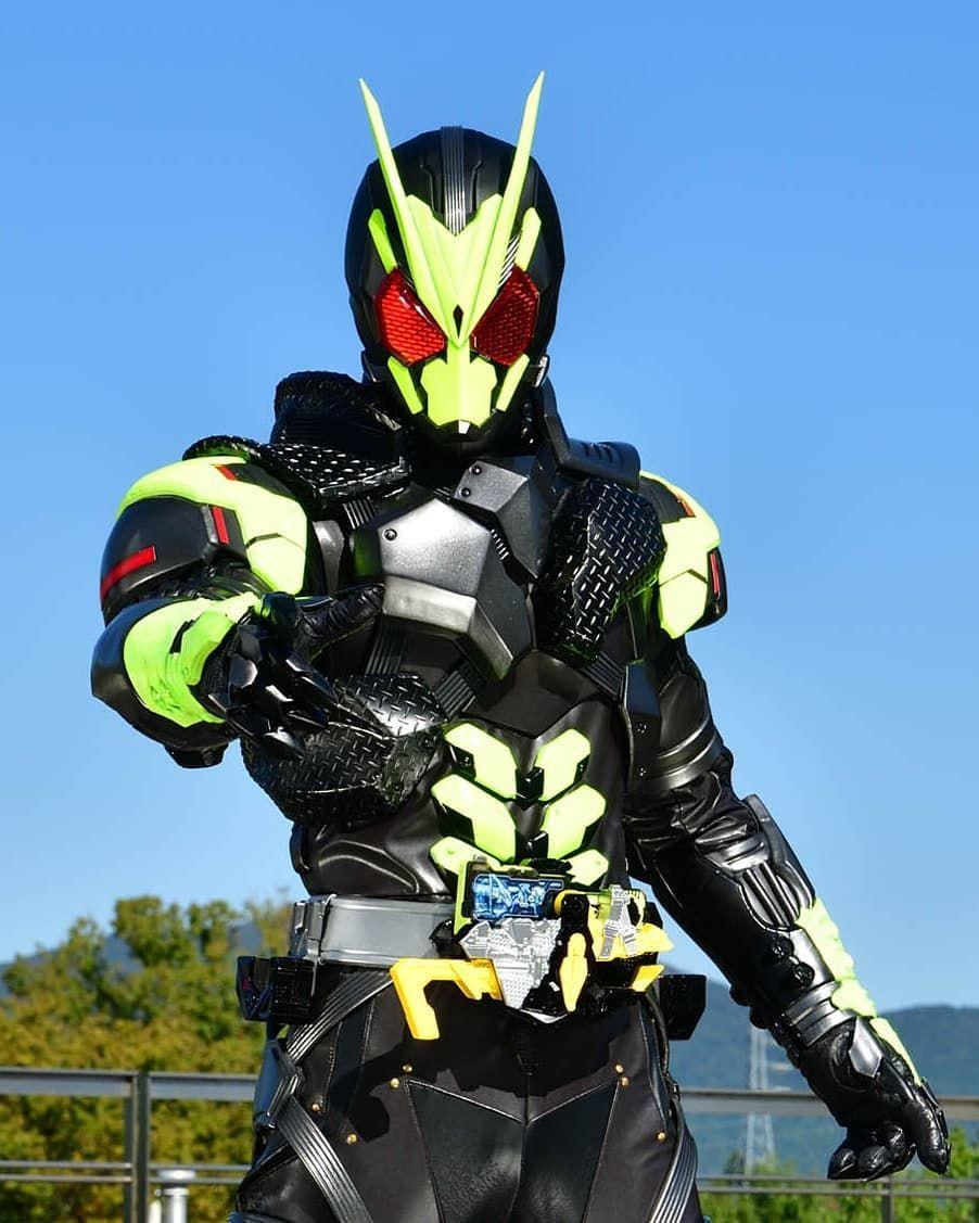 Zero One Di Instagram Repost In Hd Kamen Rider 001 仮面ライダー