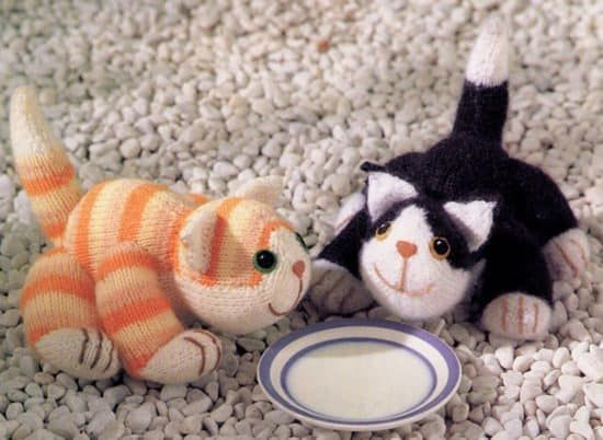 Knitted Cats All The Cutest Free Patterns Free Pattern And Patterns