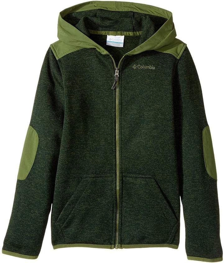 100% quality new high autumn shoes Columbia Kids - Birch Woods II Full Zip Fleece Boy's Fleece ...