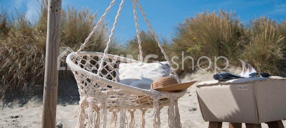 Hangmat touw J-LINE  #outdoor #tuinmeubelen #webshop #LIVINGshop
