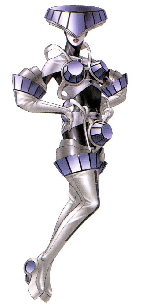 Artemis - Persona 2 | Nerdvana in 2019 | Character design, Character