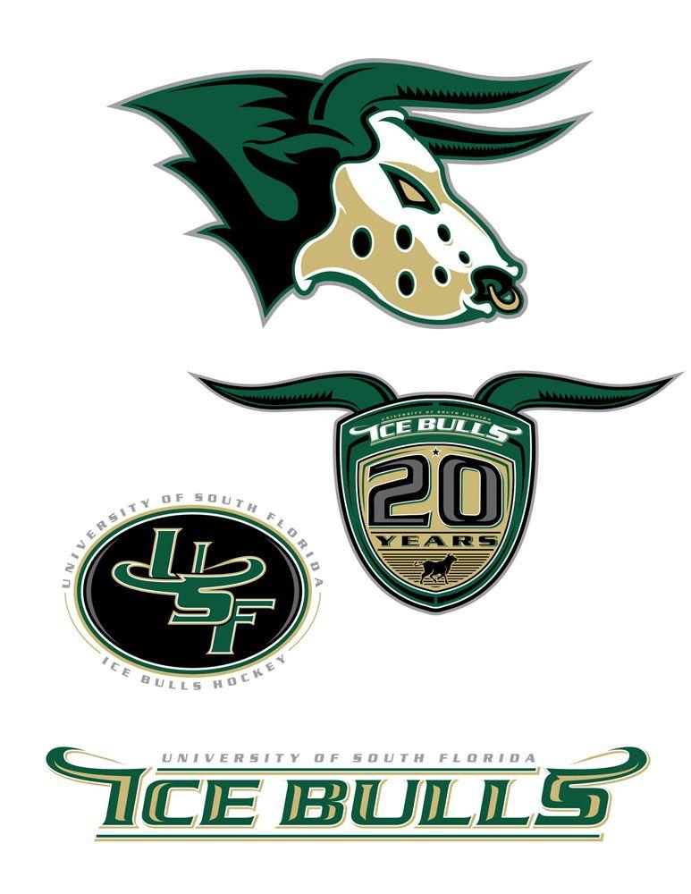 Usf Ice Bulls Logo Submission By Burzum On Deviantart Bull Logo Sports Team Logos Sports Logo