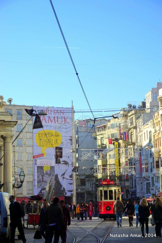 cd1315d32b834a First Impressions  Istanbul   Istiklal Street