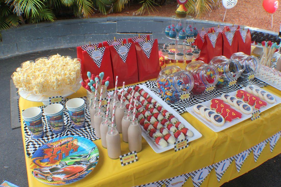 Kids Dessert Tables - Bliss Party Designs | Fiesta niños, Mesa de dulces, Dulces