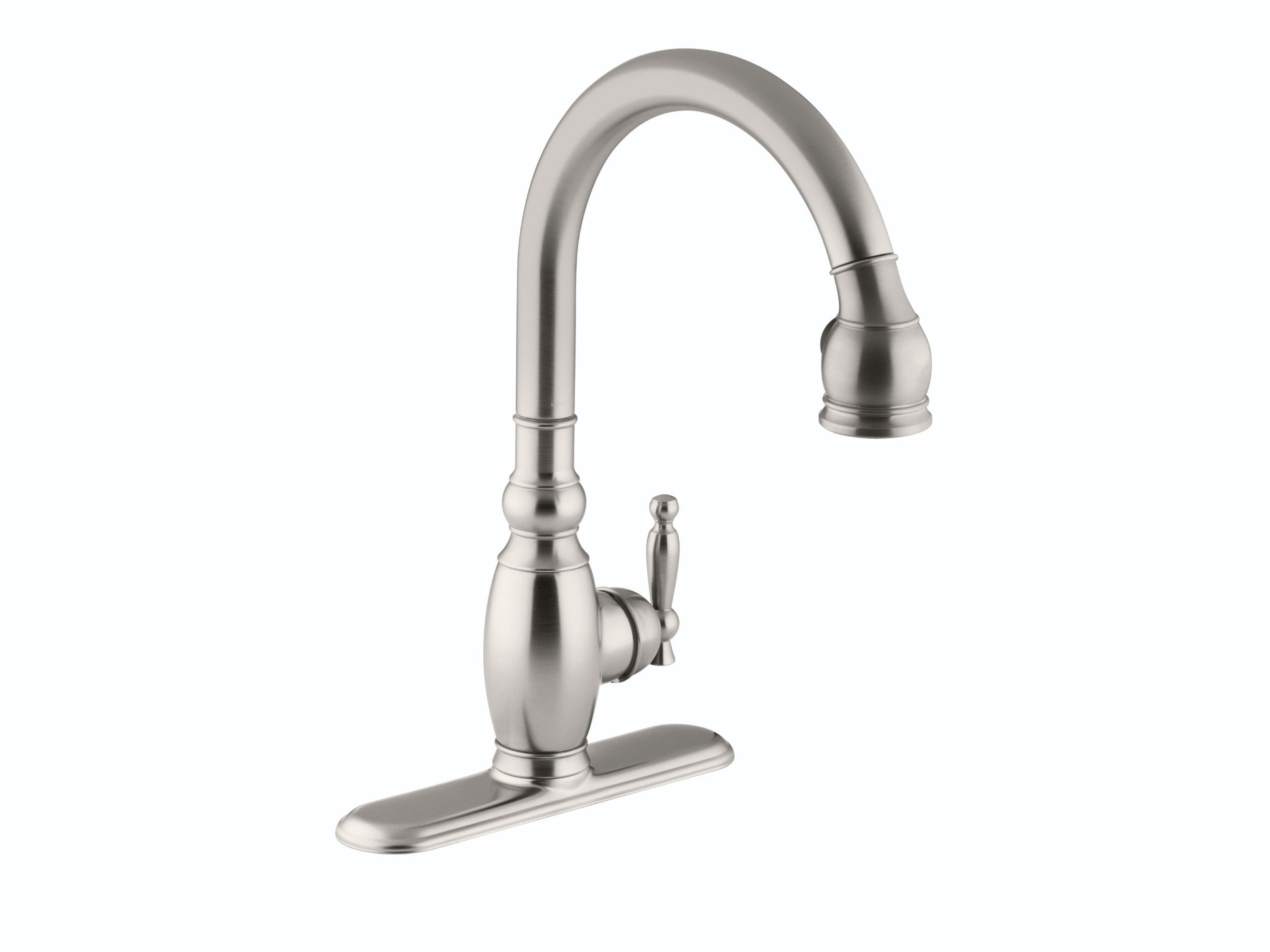 What\'s in the Box Kohler K-690 Vinnata Kitchen Sink Faucet and ...