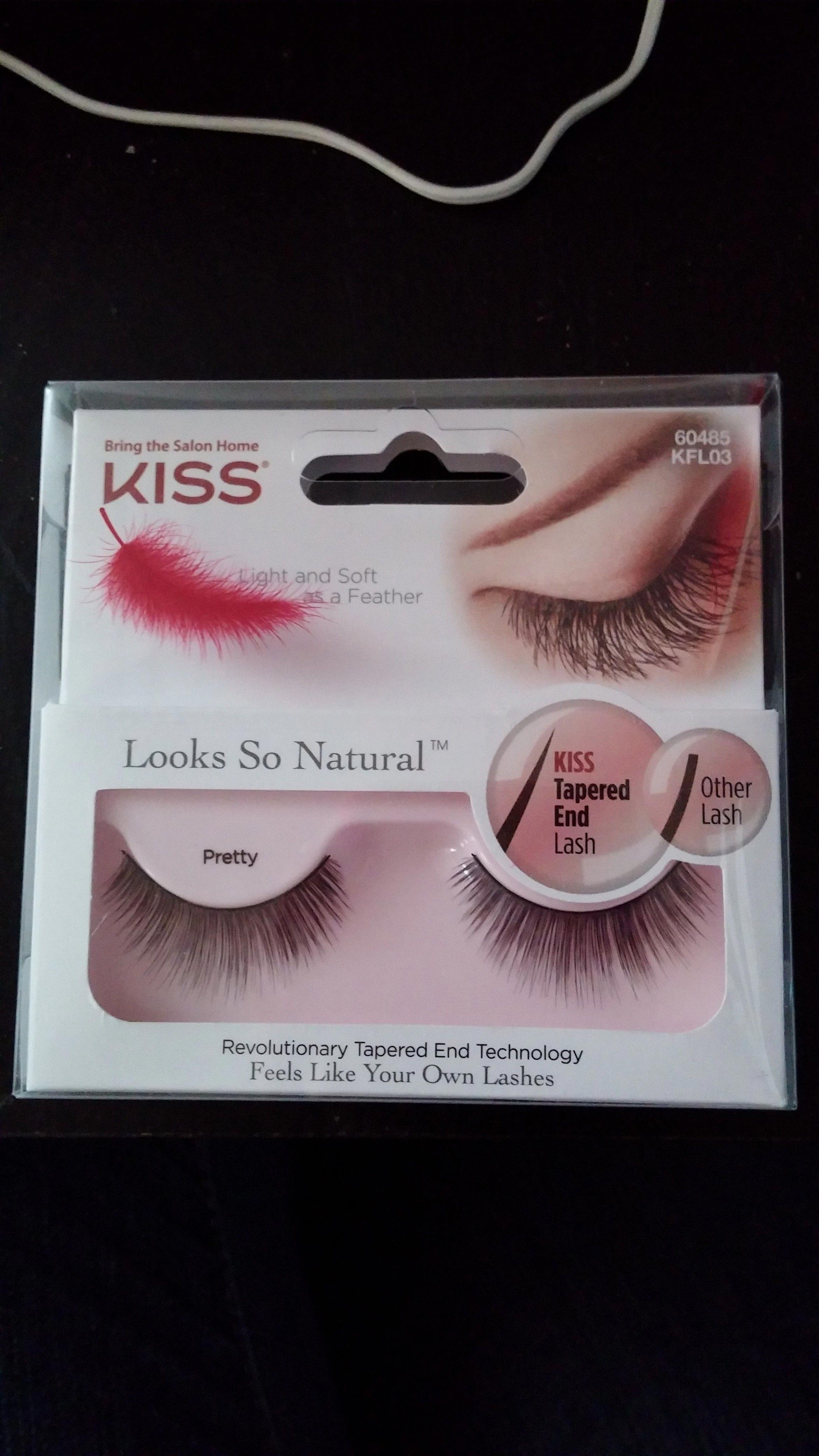 9d782264c1e Kiss Lashes @Candy Cane Products #KISSlashes #JadoreVoxBox #Lashes ...