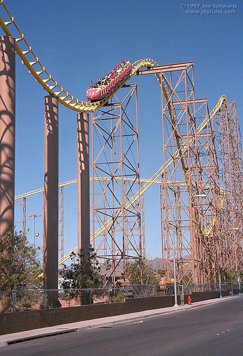 wild bills casino roller coaster