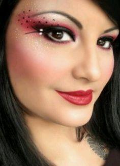 Ladybug makeup make up in 2019 - Schminktipps mac ...