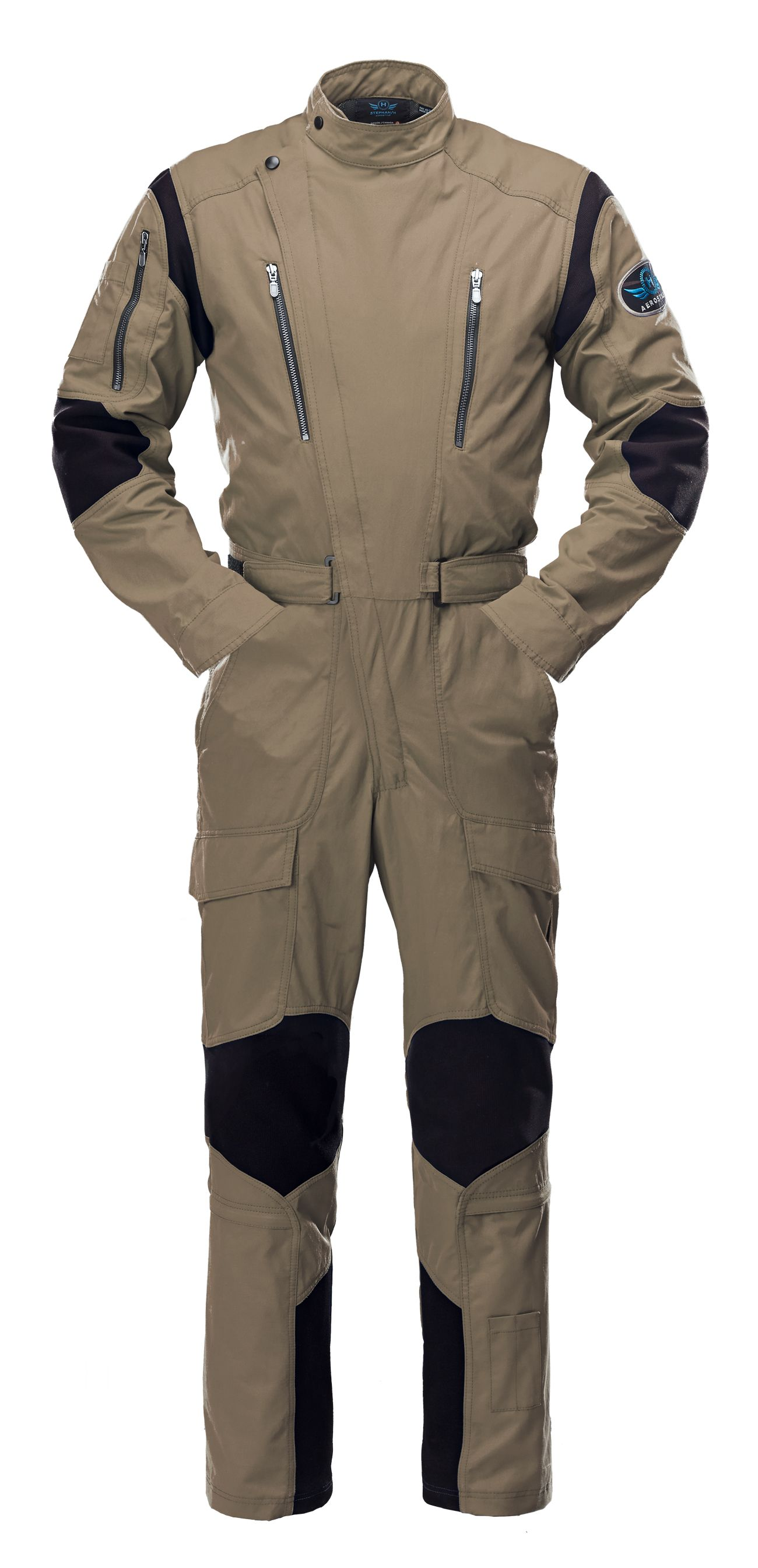 7506170100d MEN - The Rotor flight suit, developed for and with the input of helicopter  pilots, is a key item in the collection.