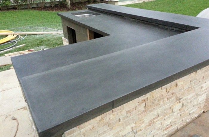 Pingrace Willis On Outdoor Kitchen Countertops  Pinterest Classy Outdoor Kitchen Countertops Review