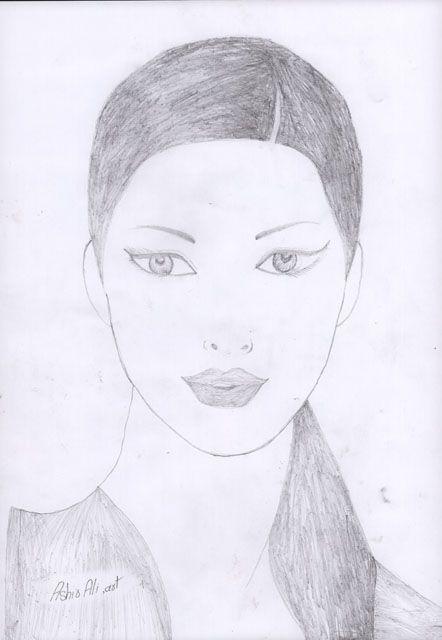 this my art  ashir ali 03012015669