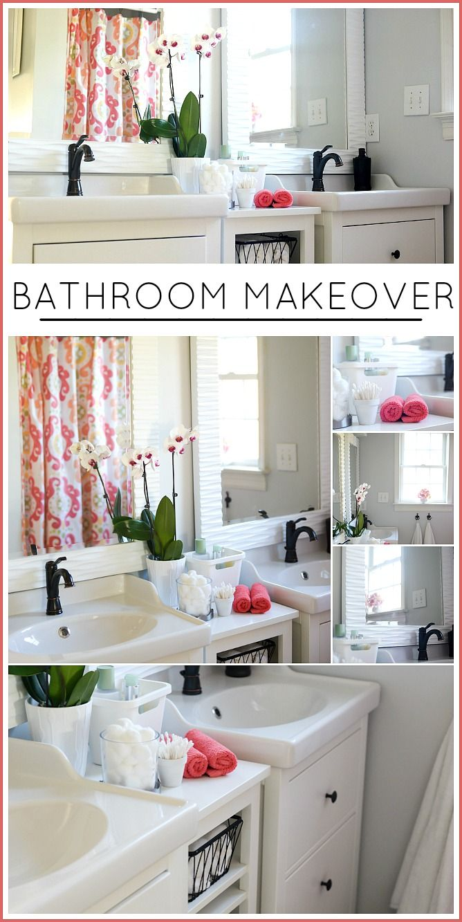 BATHROOM UPDATE WITH KENDRICK WALL MIRRORS AND GIVEAWAY | Bath and House