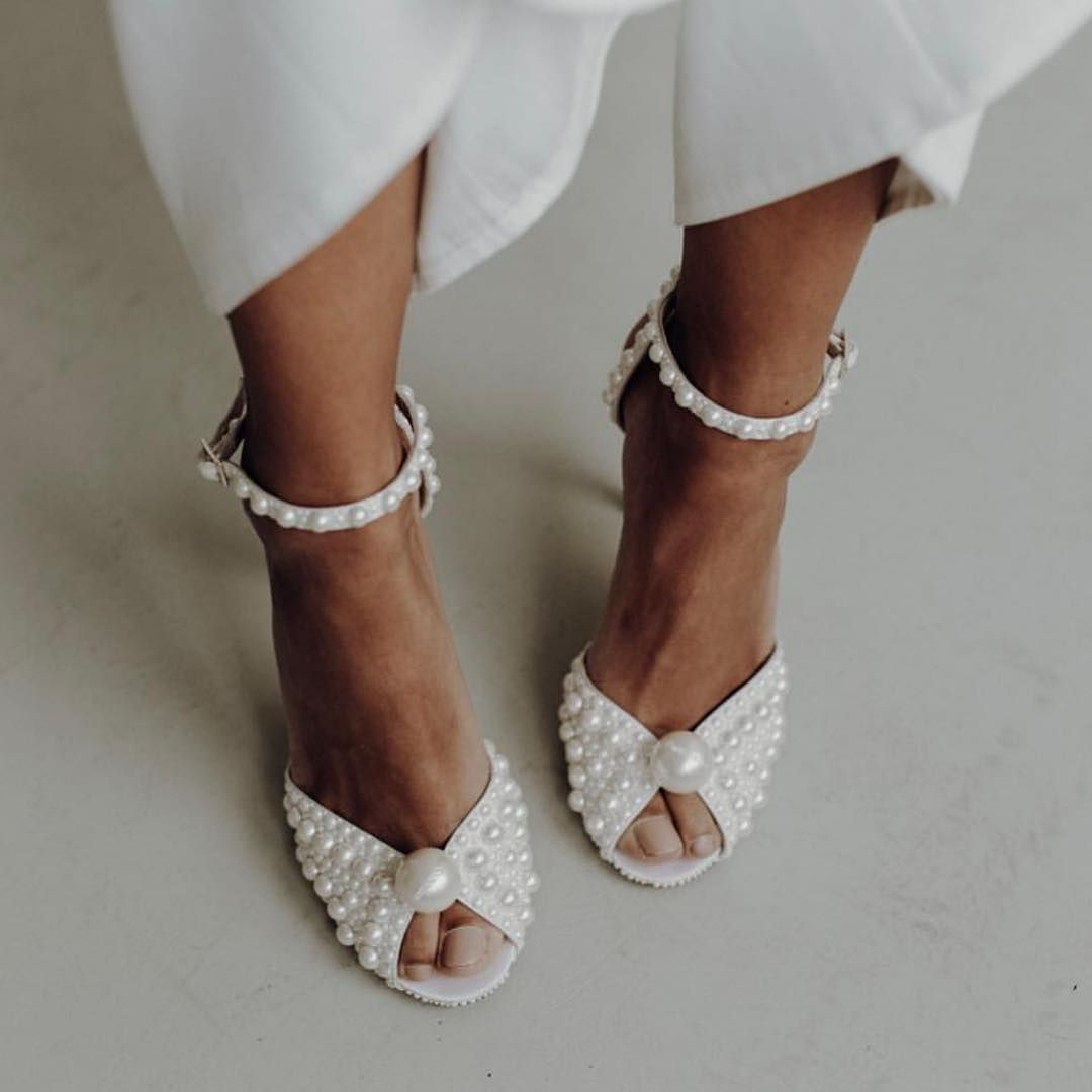 Jimmy Choo On Instagram The Search For The Perfect Bridal Shoe