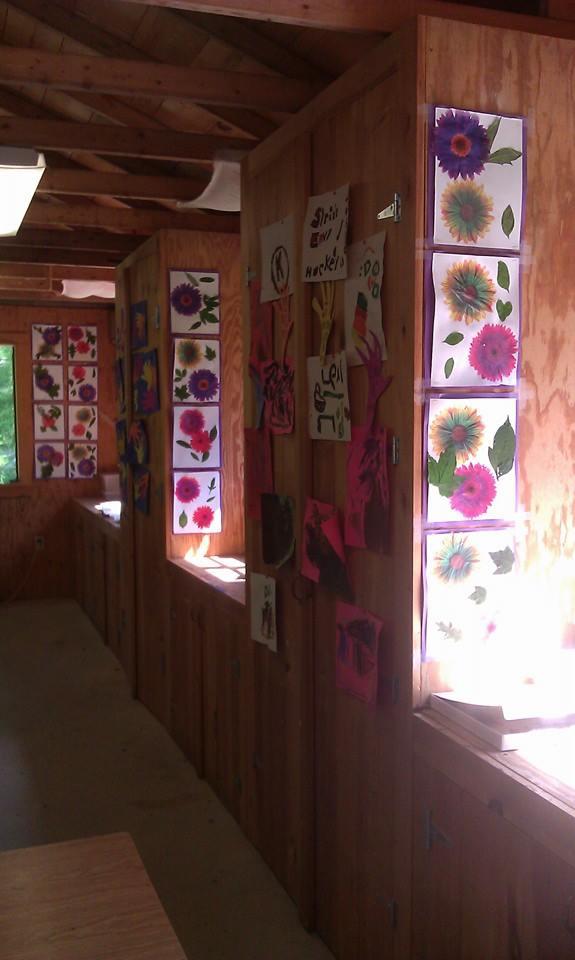 New Post Boothbay Region YMCA Camp Knickerbocker Arts