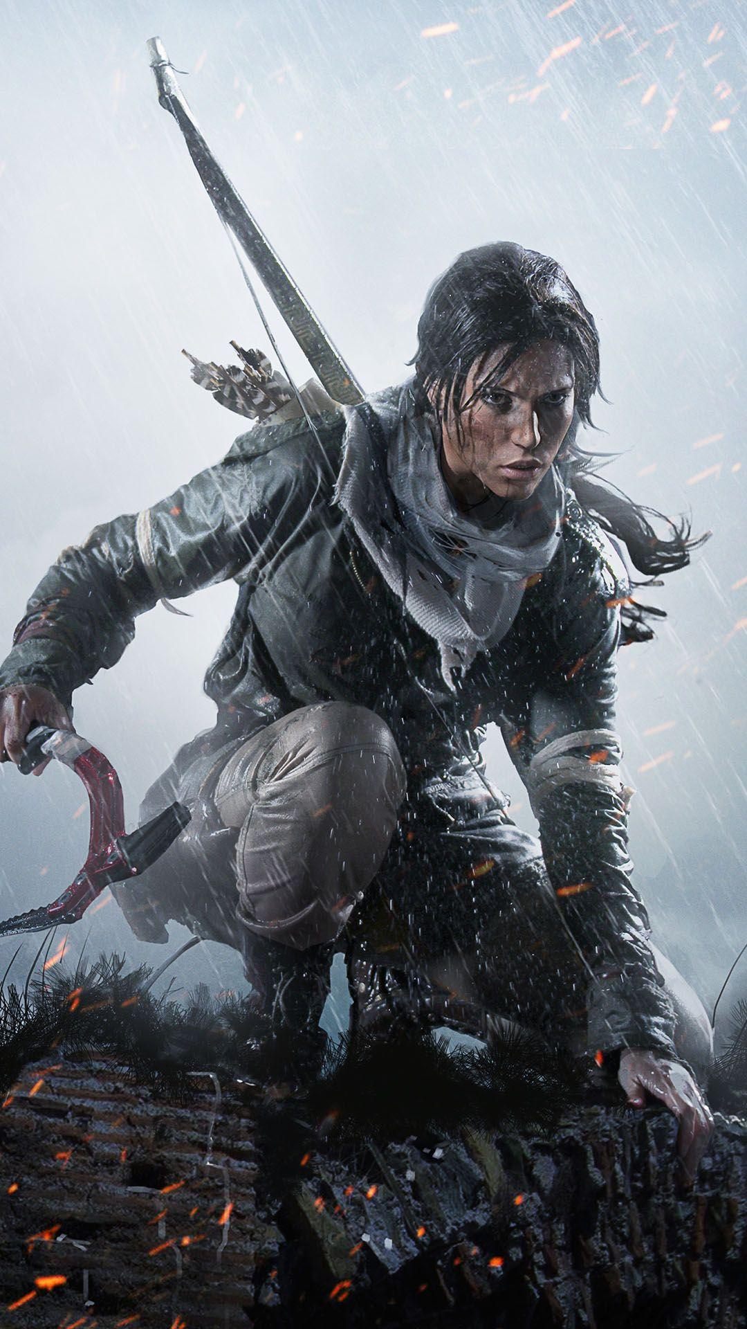 Lara Croft Hd Wallpaper For Iphone Usefulcraft Com Tomb Raider Wallpaper Tomb Raider Raiders Wallpaper