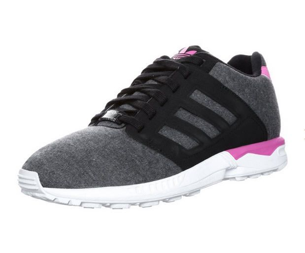 huge selection of 3a9f6 a6ff6 ... white vista pink zalando 21e69 dc027  promo code for baskets femme  zalando craquez sur les adidas originals zx flux 2.0 w baskets