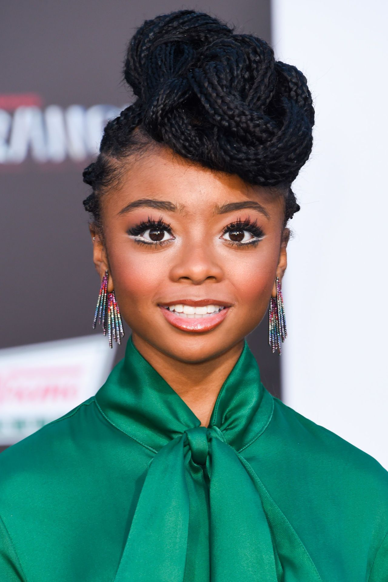 Skai Jackson Cool Braid Hairstyles Braided Hairstyles Cute Braided Hairstyles