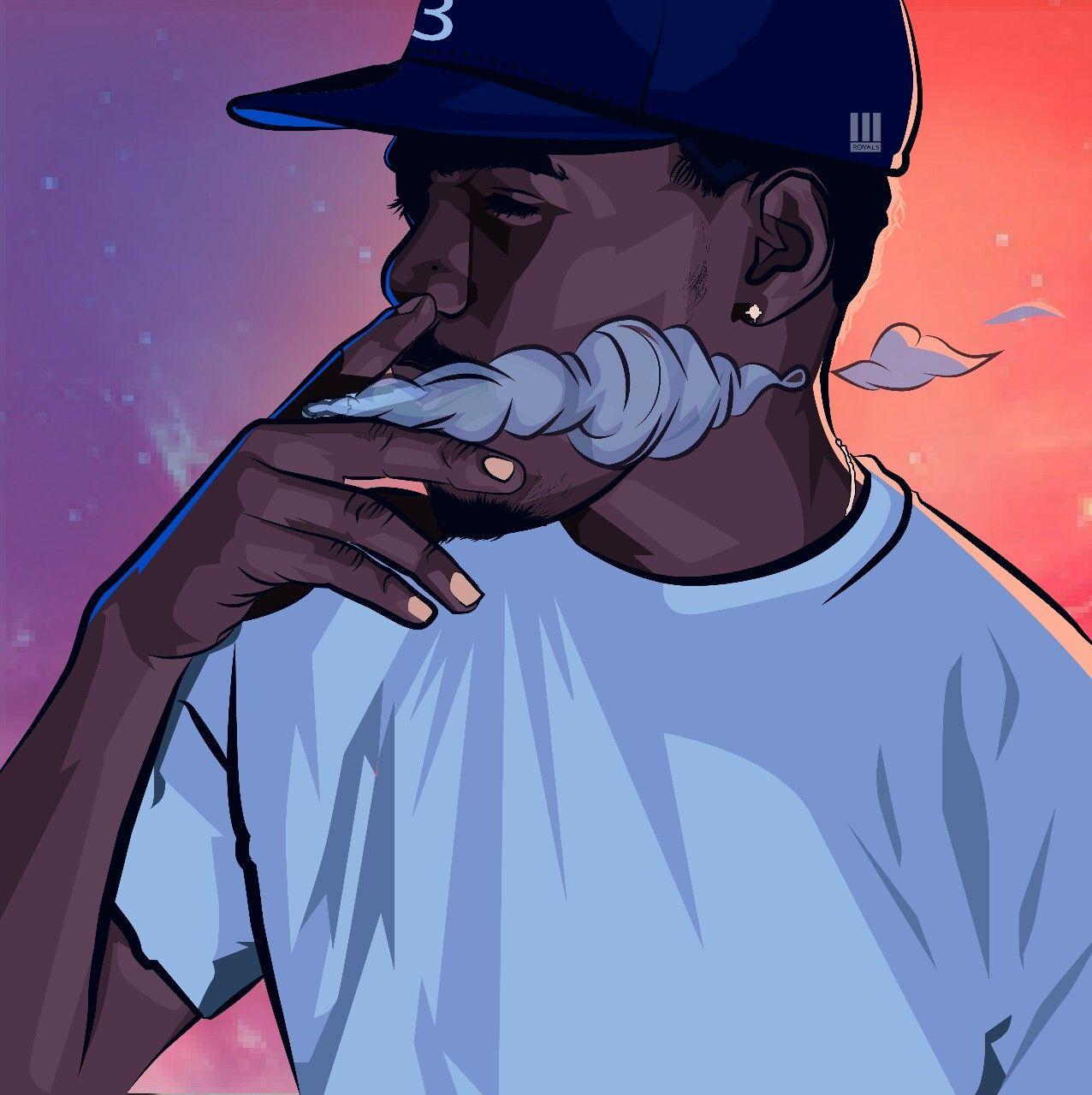 chance 3 art by reedwan a r t pinterest dope art