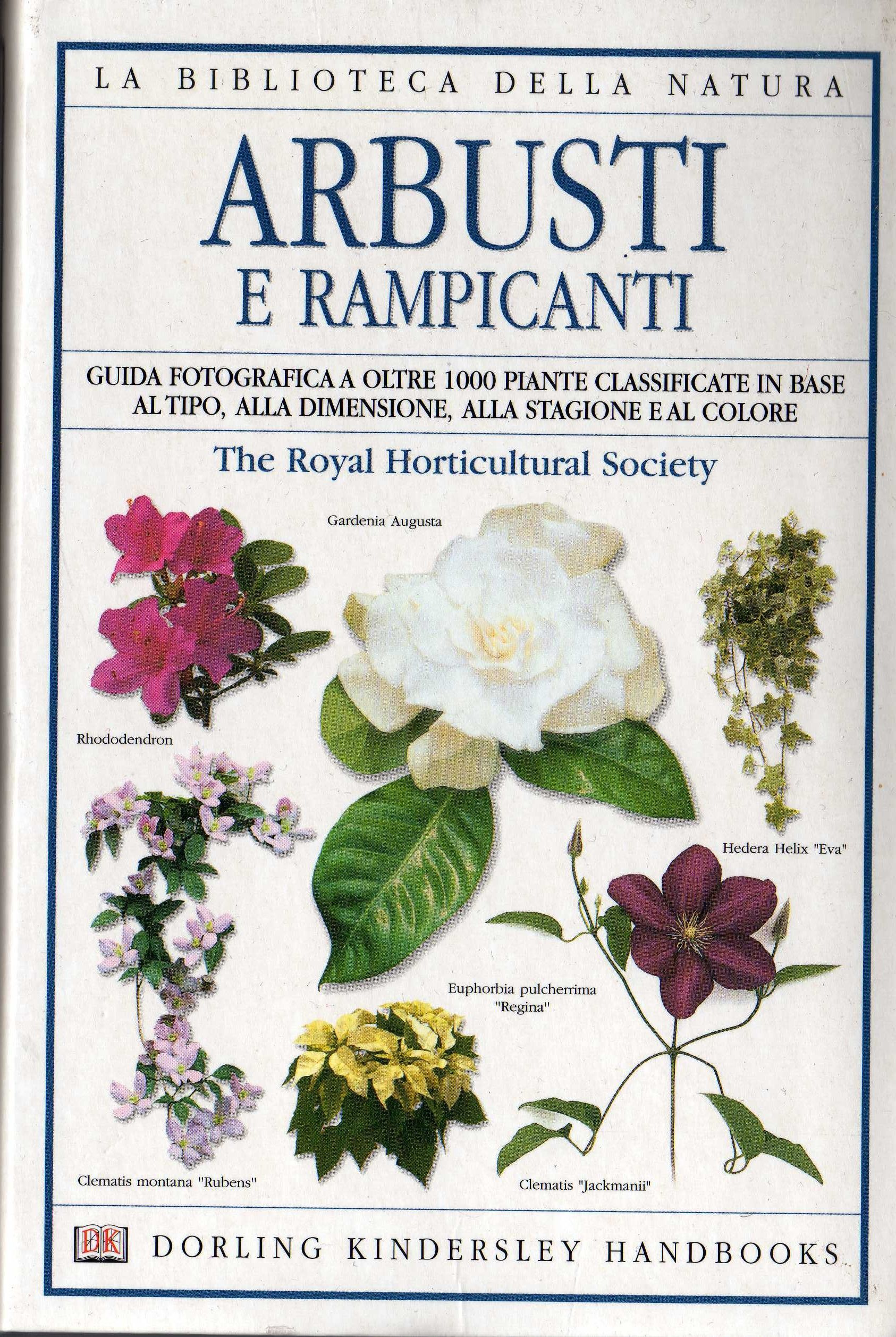 Arbusti E Rampicanti