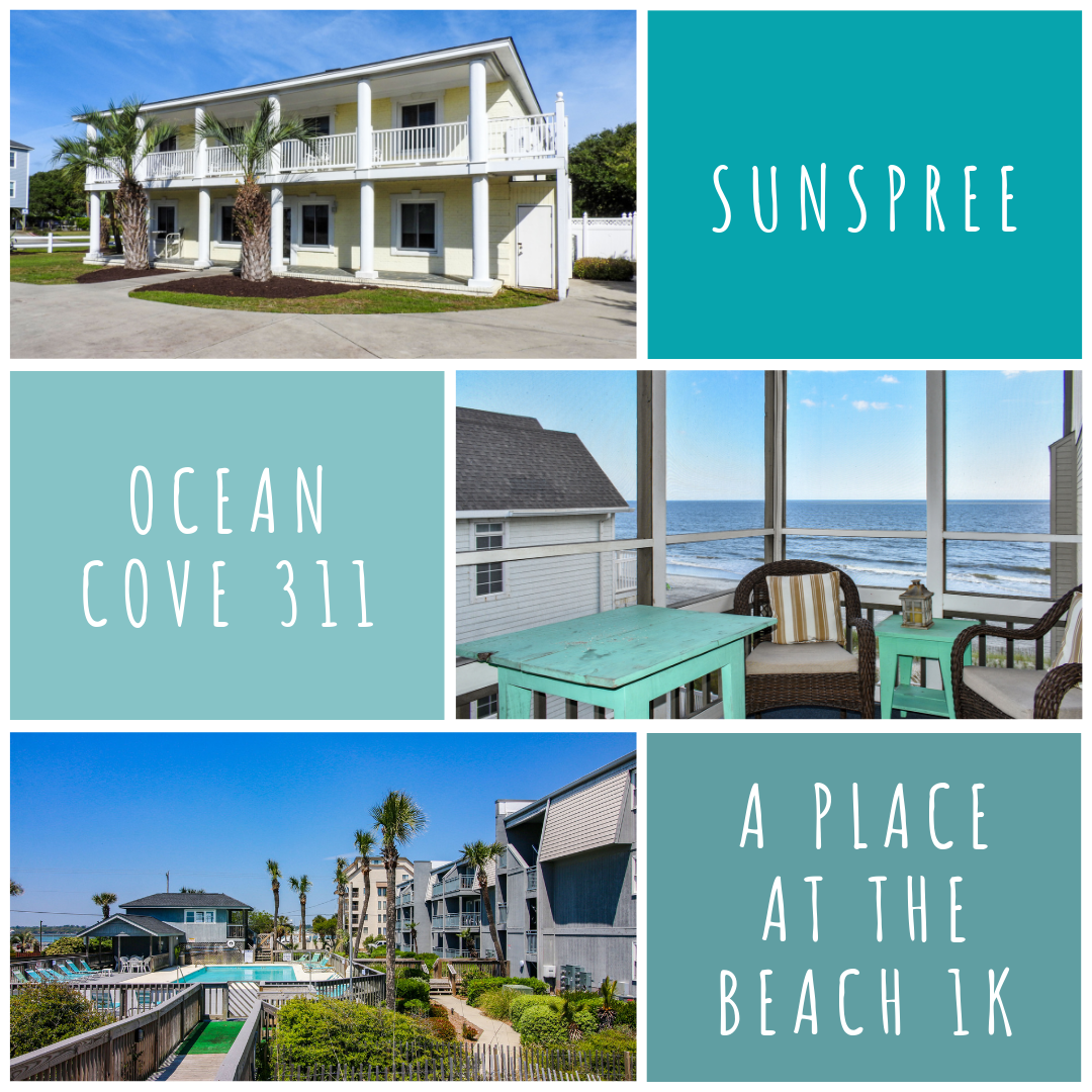 Our Featured Vacation Rentals Of The Week Sunspree Is Located In