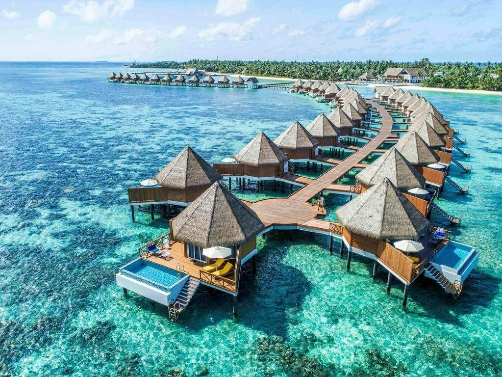 Some Cheapest Travel Destinations Outside India Maldives Hotel Maldives Travel Maldives Honeymoon Package
