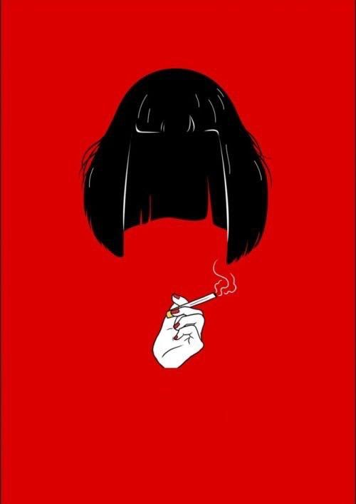 Pulp Fiction Wallpaper Classic Films Posters Movie Posters Minimalist Minimal Movie Posters