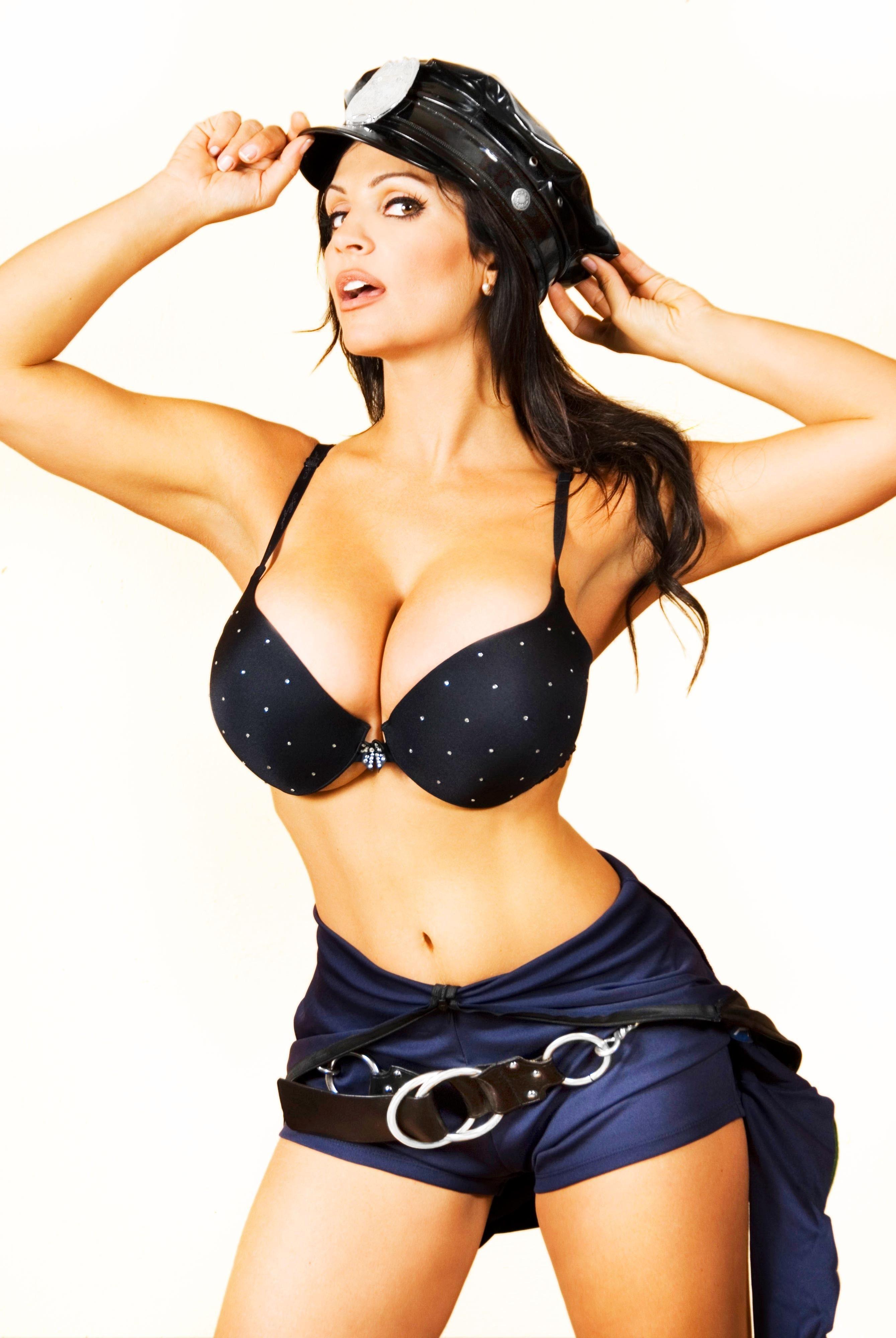 denise milani hot sexy pics