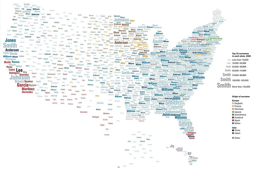 Maps They Didnt Teach You In School Bored Panda Family - Map of i 40 across us