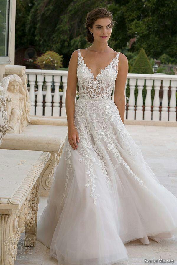 Pin by Alissa on wedding dress | Pinterest | Wedding dress, Wedding ...