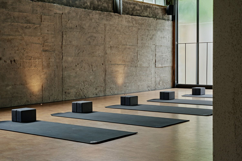 11 11 Basecamp Njw 02 Jpg In 2020 Yoga Studio Built In Furniture Interior Architect