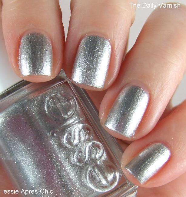Make it a season that shines with this chic platinum shade from the ...