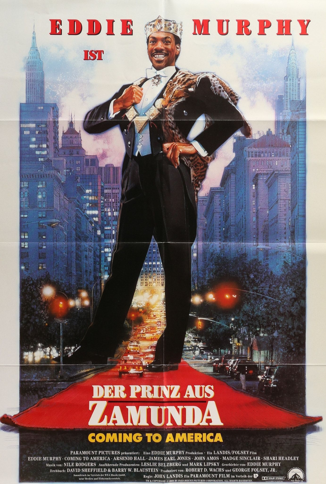 coming to america 1988 eddie murphy movie and films. Black Bedroom Furniture Sets. Home Design Ideas