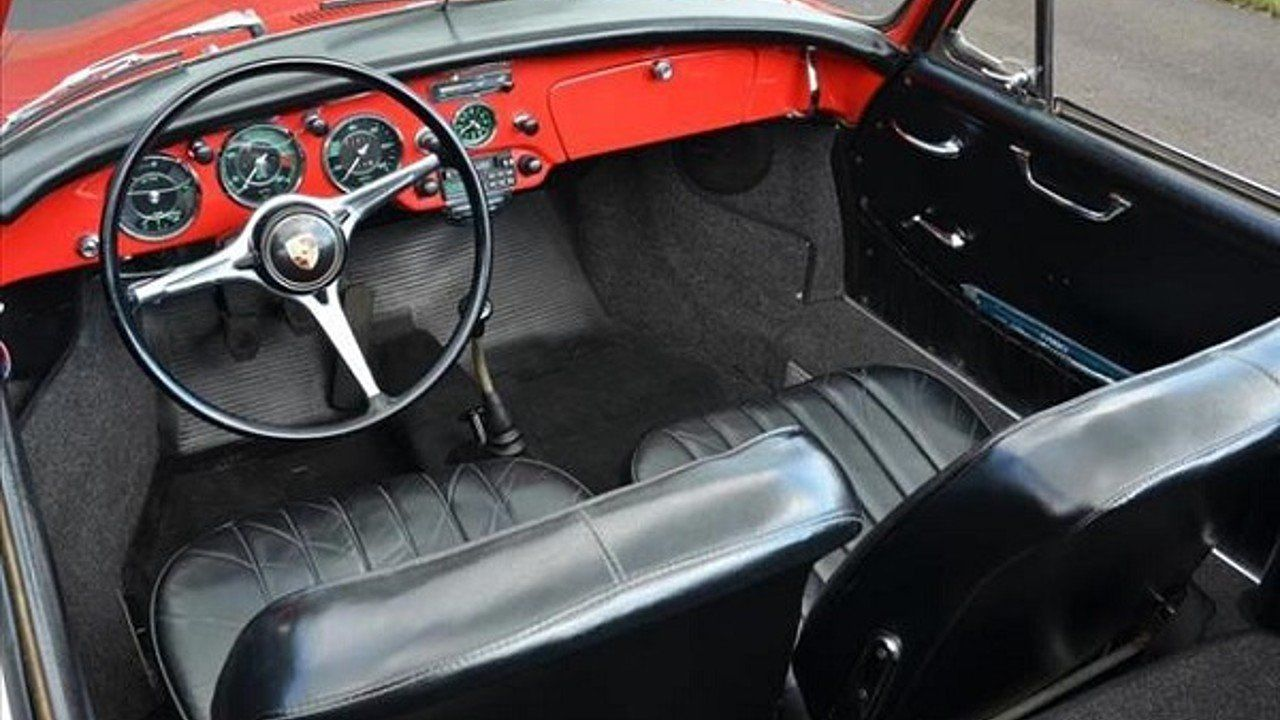 1962 Porsche 356 B Cabriolet for sale near Cloquet, Minnesota 55720 ...