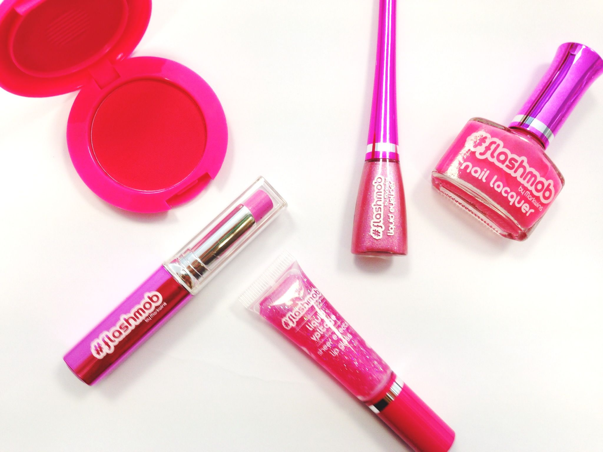 #rosa #pink #color #flashmob