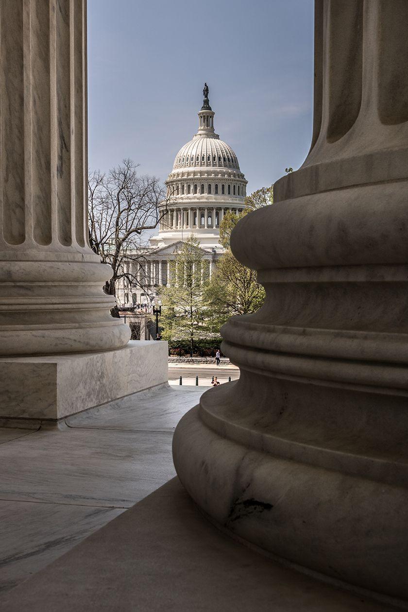 US Capitol Building Print. United States Capitol Building