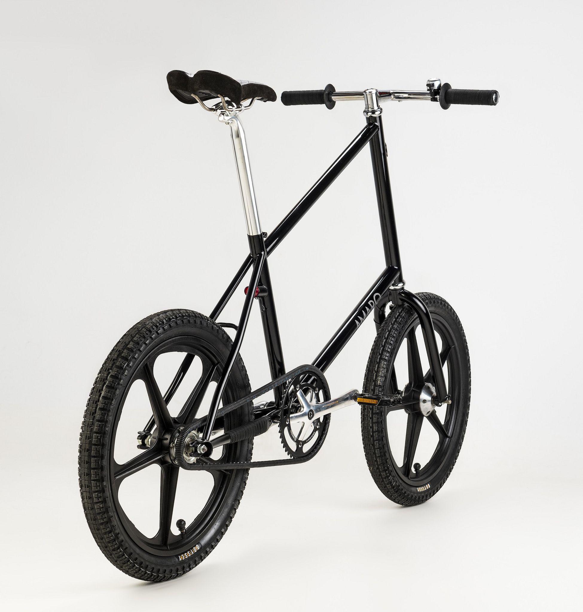 BLACK metal Bici//Moto