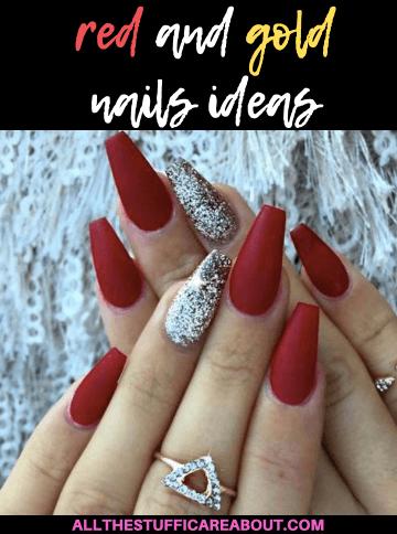27 christmas nail designs  nechty  nápady na nechty