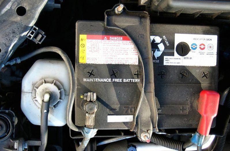 How to jump your dead car battery with a rope dead car