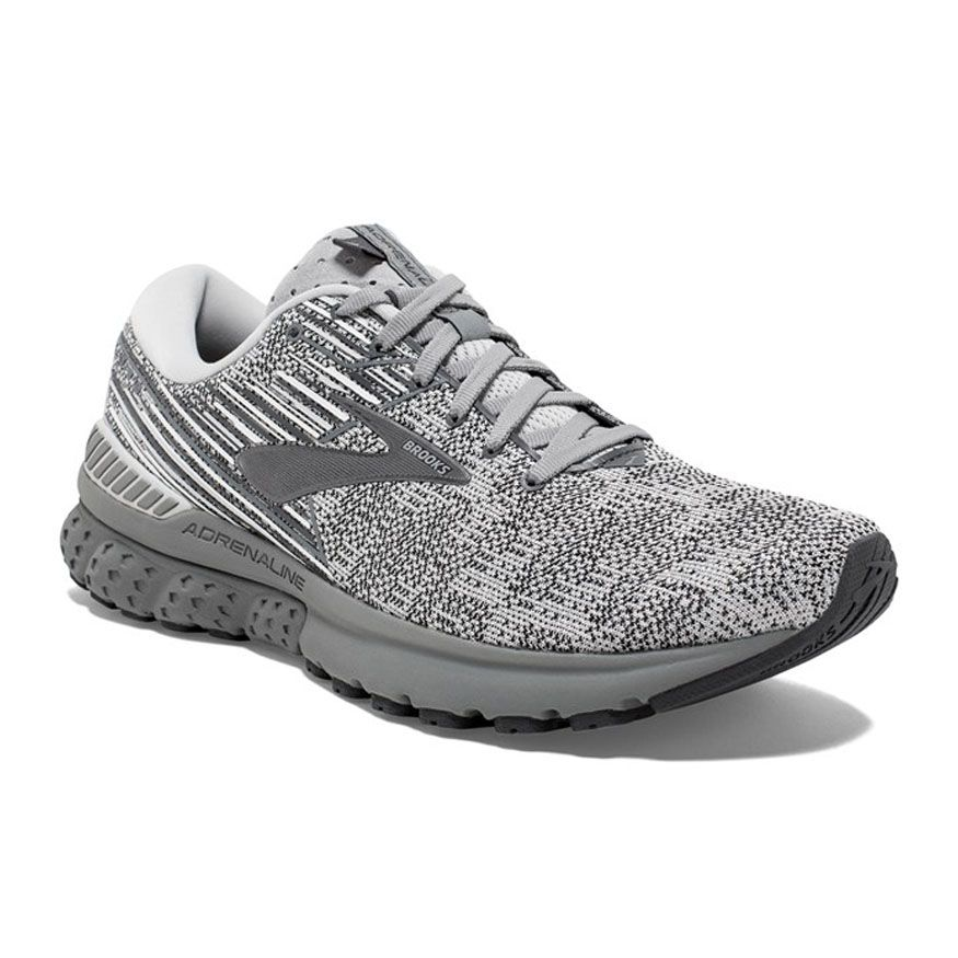 65f8b22915d1e Men s Brooks Adrenaline GTS 19 (Grey White Ebony) in 2019