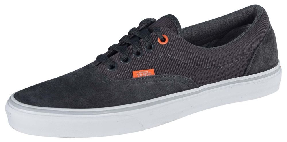 c6dd8e1044afee VANS LXVI ERA Mens skateboarding shoes-Dark Grey Laser  Vans   FashionSneakers