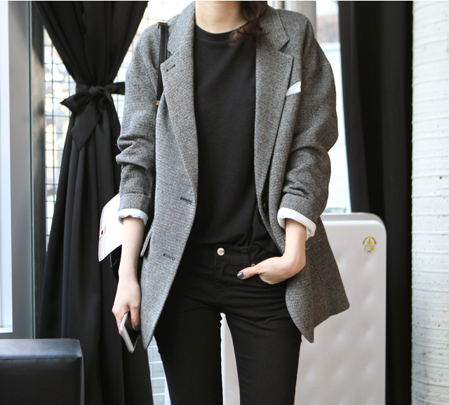 Minimal Fashion Oversized Blazer: Pin By Susan Ruprecht On Coats/jackets