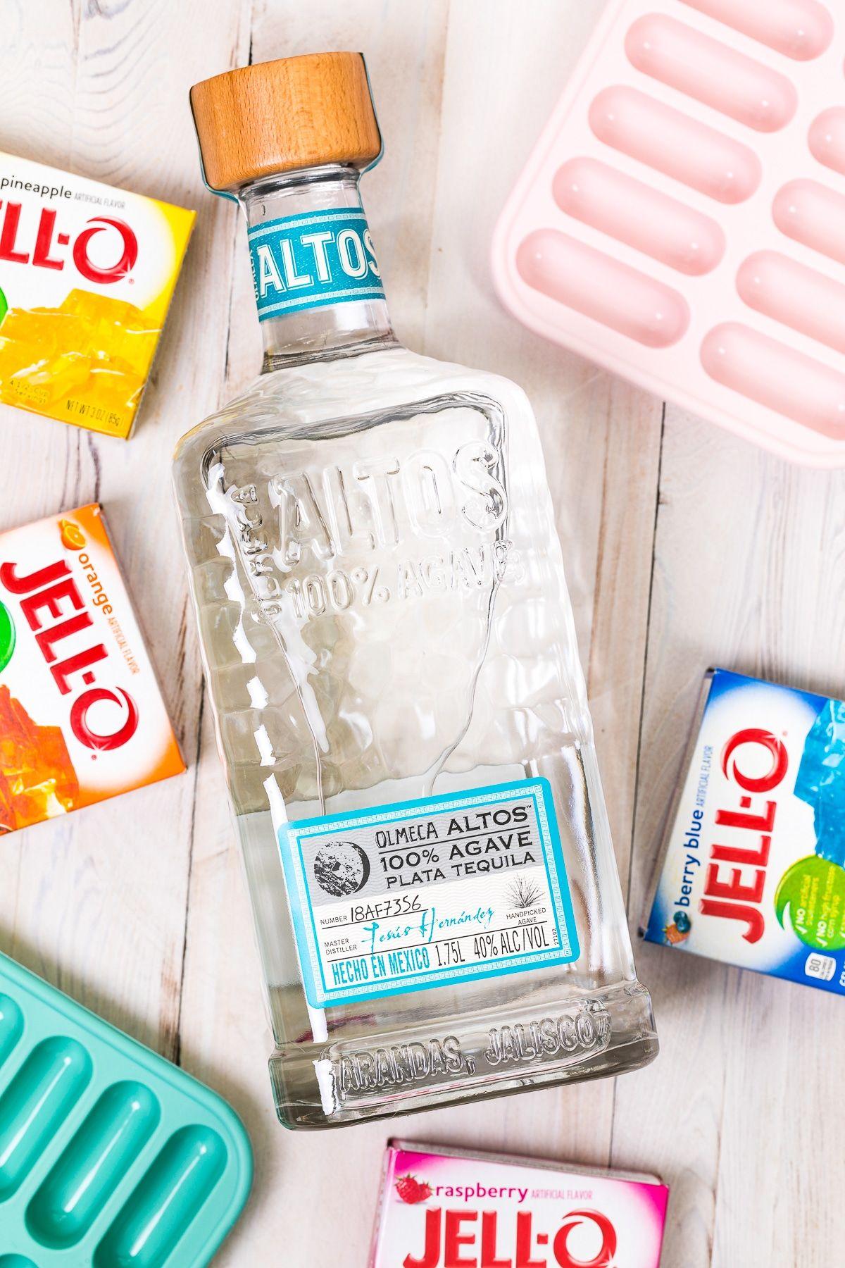 How to make jello shots recipe video a spicy