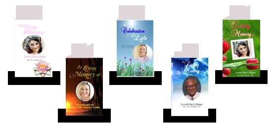 Funeral Memorial Templates Customizable Funeral Memorial Cards