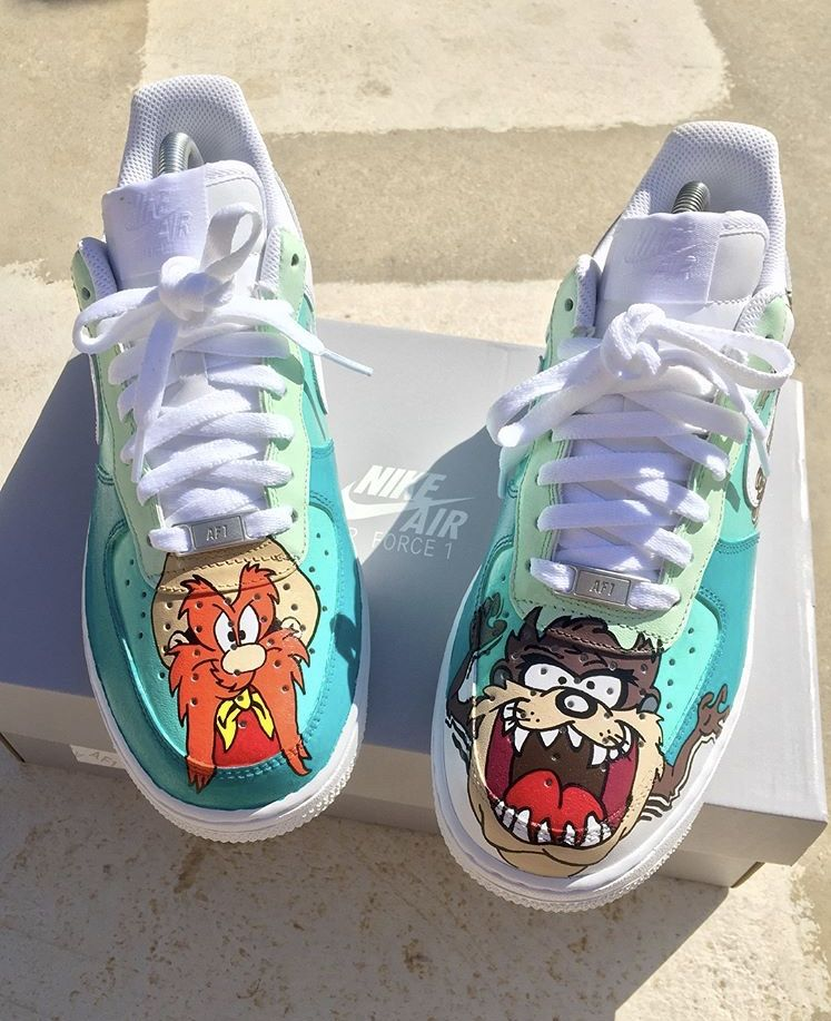 3e20568454c Custom handpainted Nike Air Force 1 Custom Nike Air Force 1 in all sizes  available upon